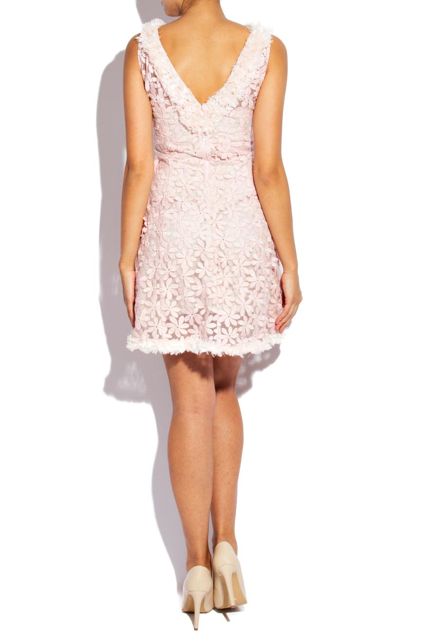 Mini organza dress Elena Perseil image 2