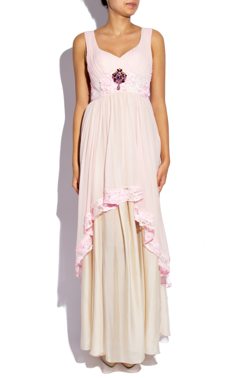 Long dress with two layers Elena Perseil image 0