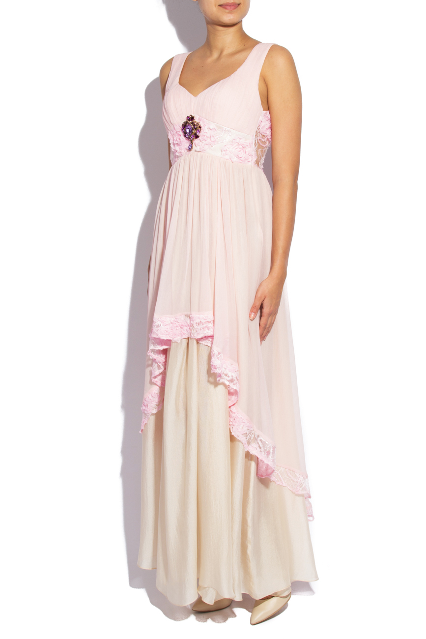 Long dress with two layers Elena Perseil image 1