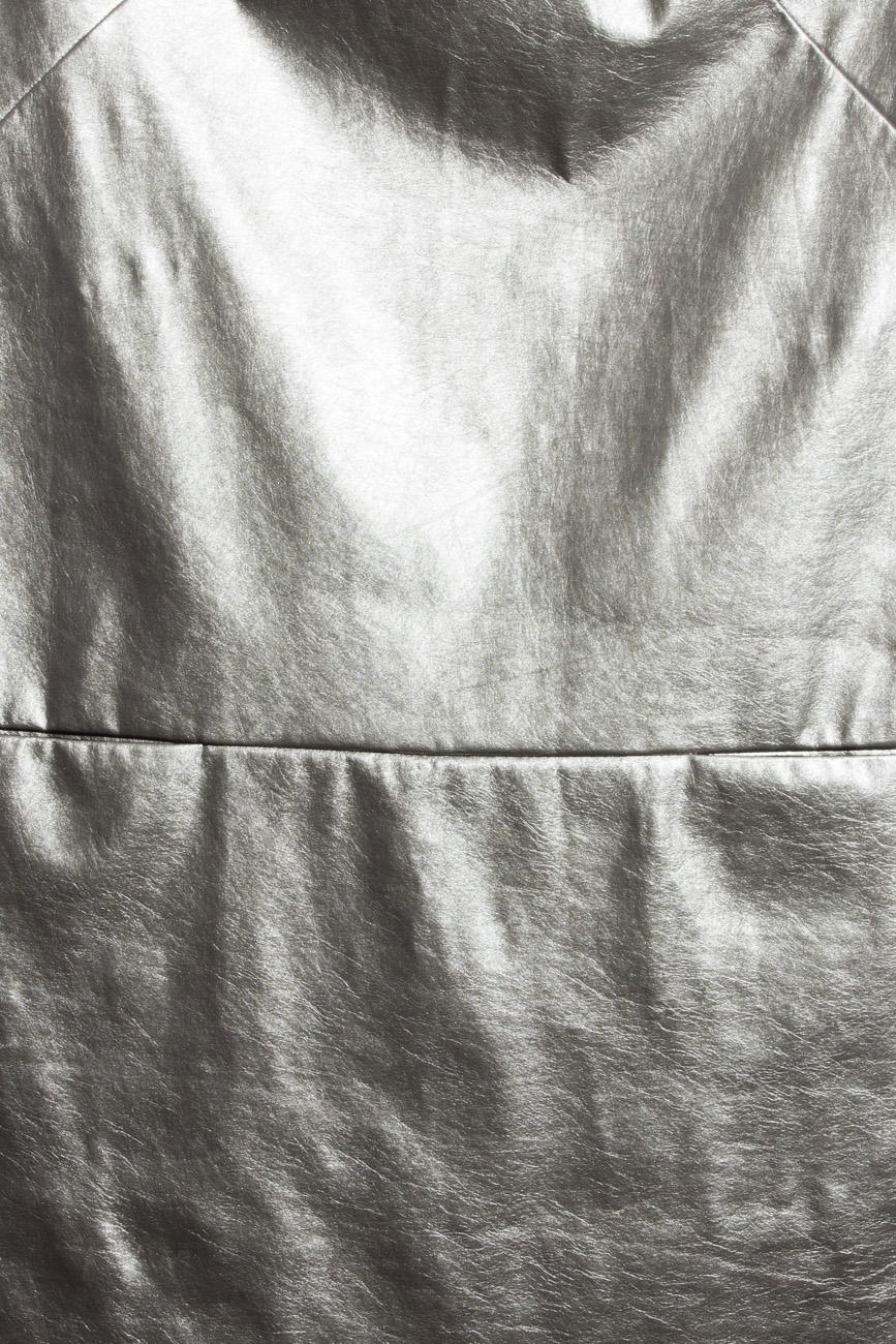 Silver dress Lena Criveanu image 3