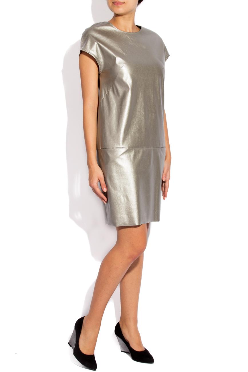Silver dress Lena Criveanu image 1