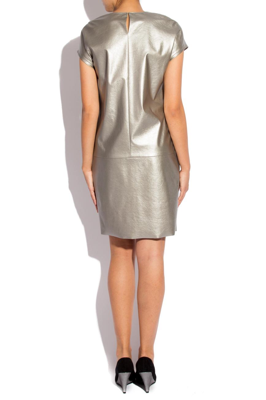 Silver dress Lena Criveanu image 2
