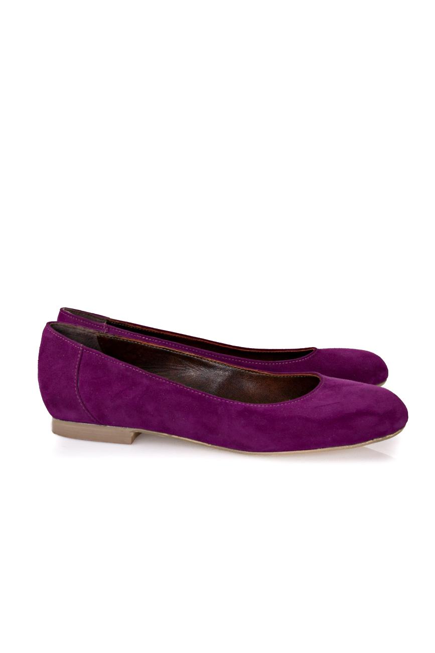 Purple flats Ana Kaloni image 0