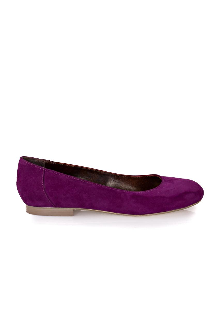 Purple flats Ana Kaloni image 1