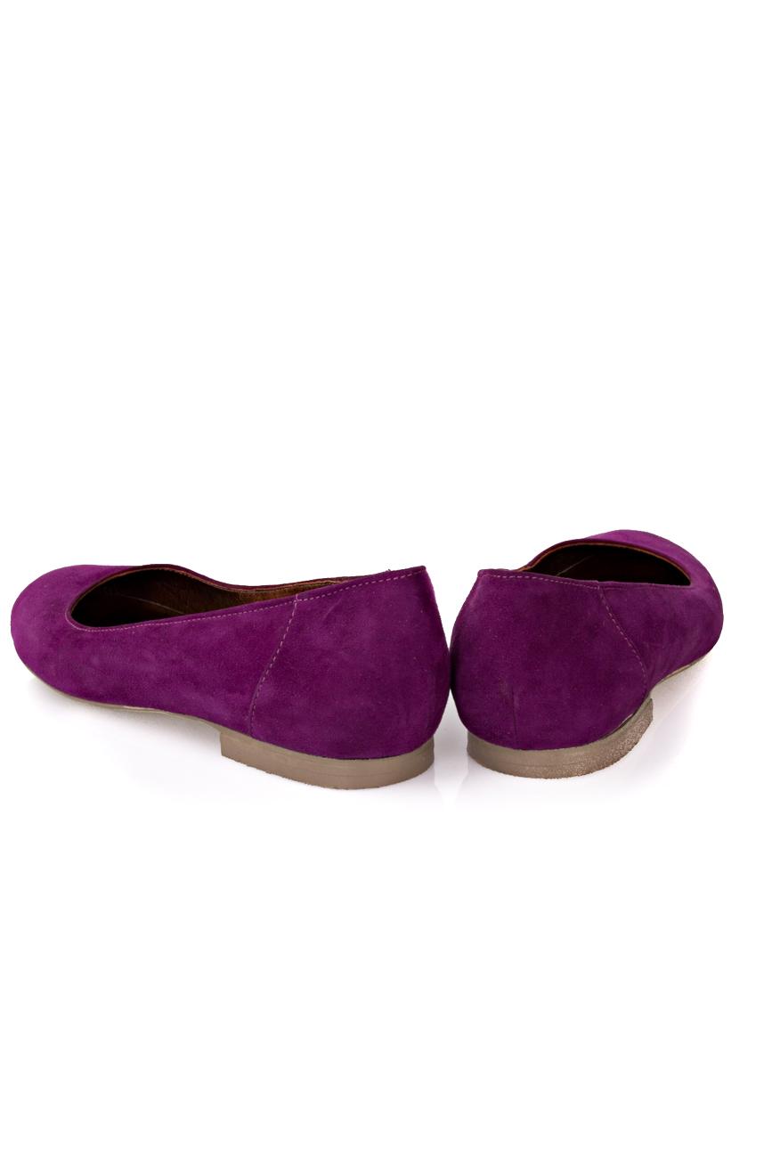 Purple flats Ana Kaloni image 2