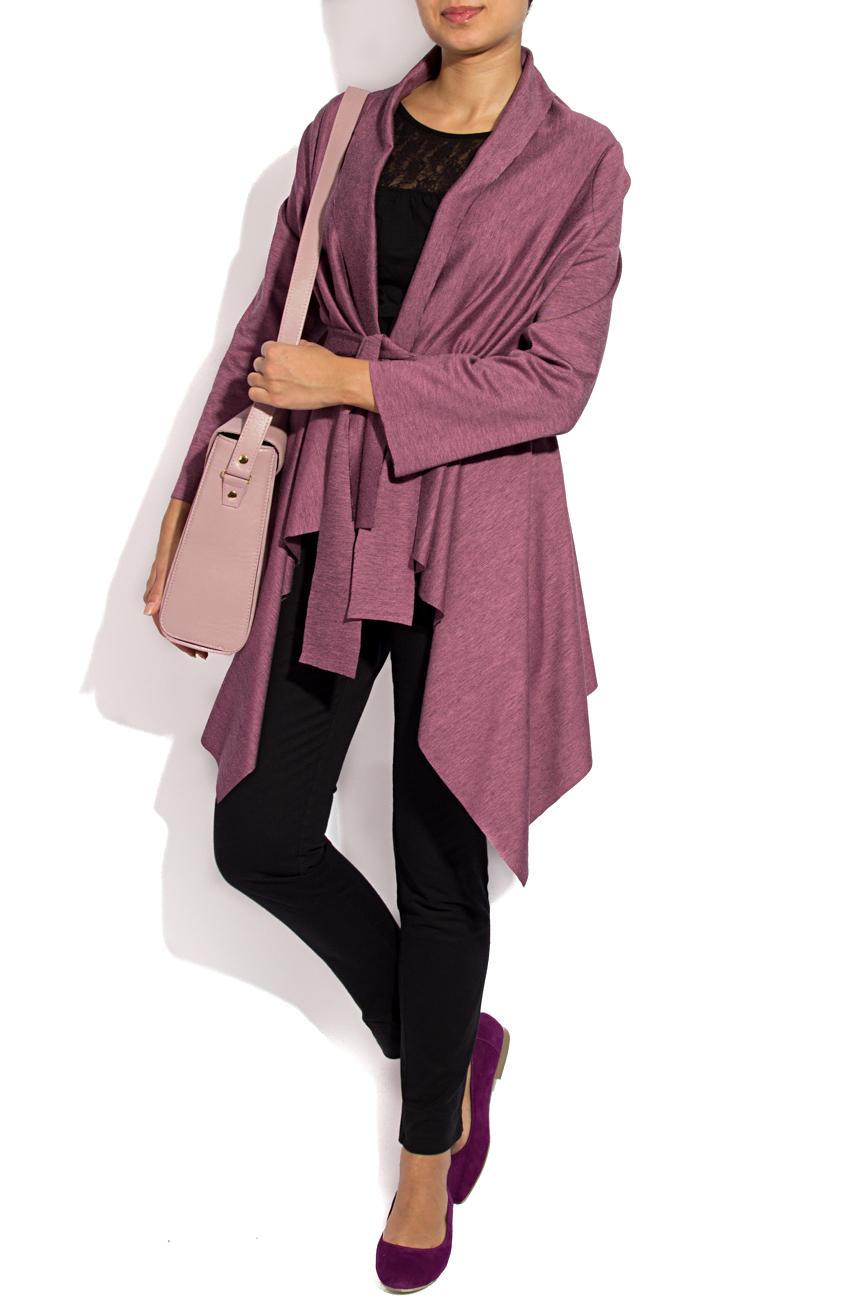 Purple flats Ana Kaloni image 4