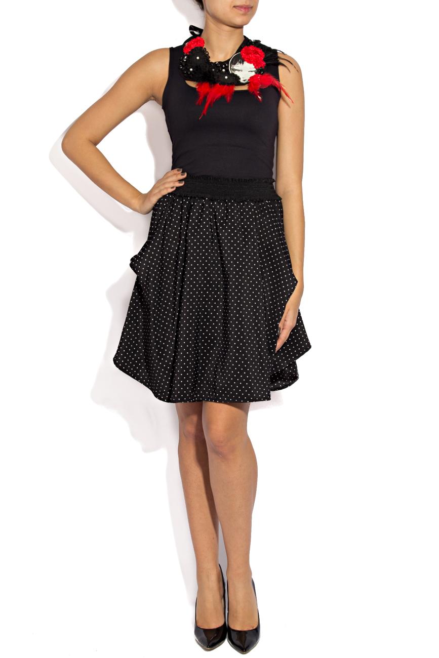 Skirt with dots Mihaela Cirlugea  image 0