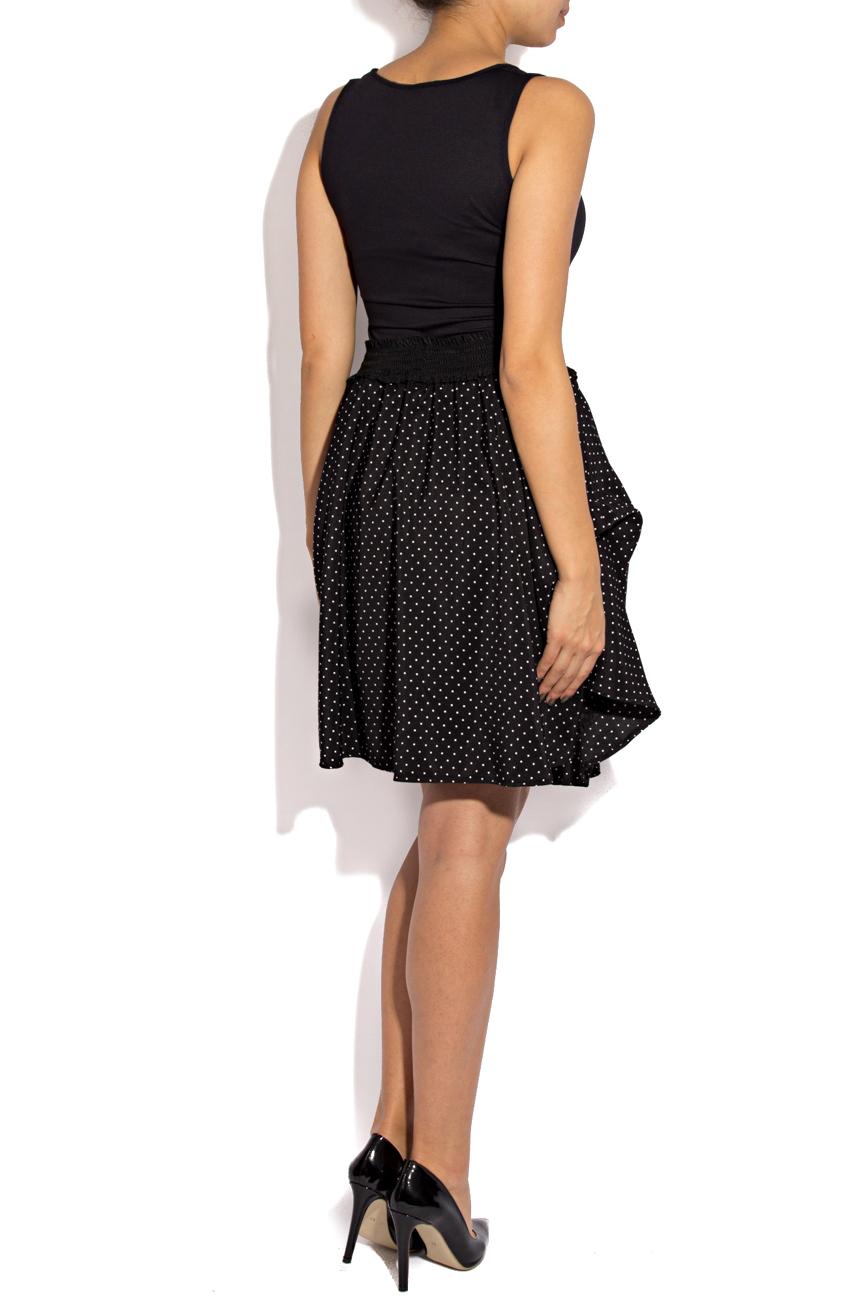 Skirt with dots Mihaela Cirlugea  image 2