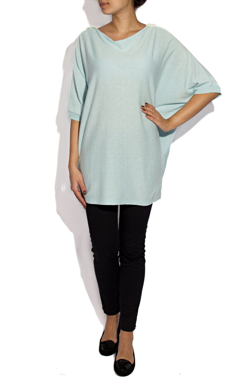 Blue Sweater Dorin Negrau image 1