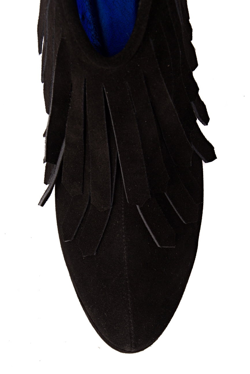 Ankle boots with fringes Ana Kaloni image 4