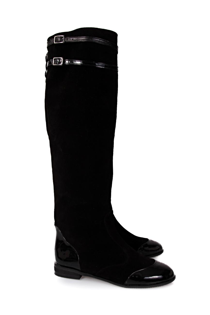 Lacquered boots Ana Kaloni image 0