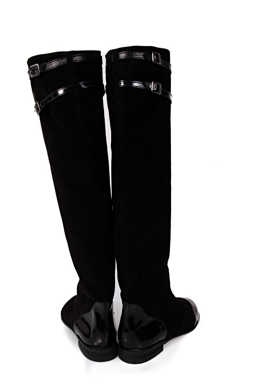 Lacquered boots Ana Kaloni image 2