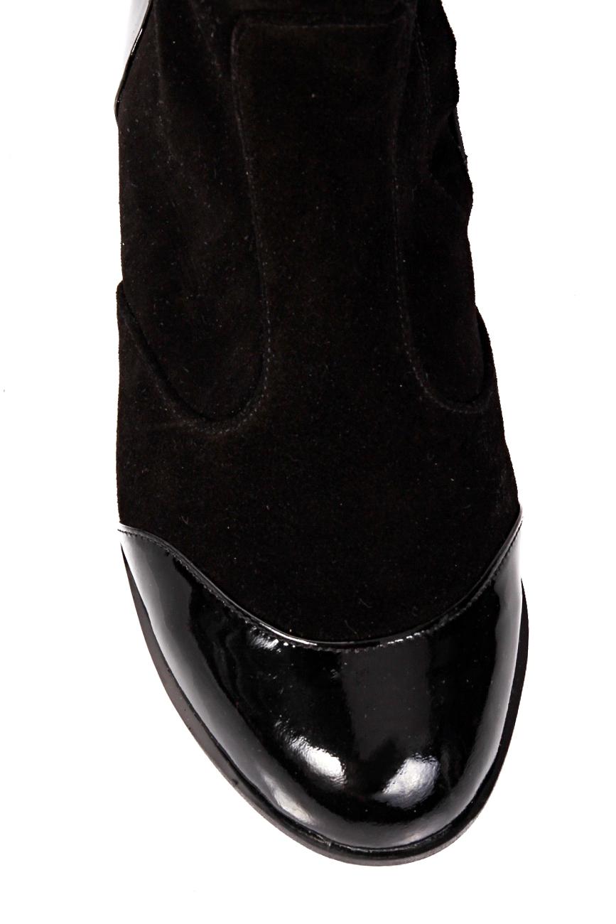 Lacquered boots Ana Kaloni image 3