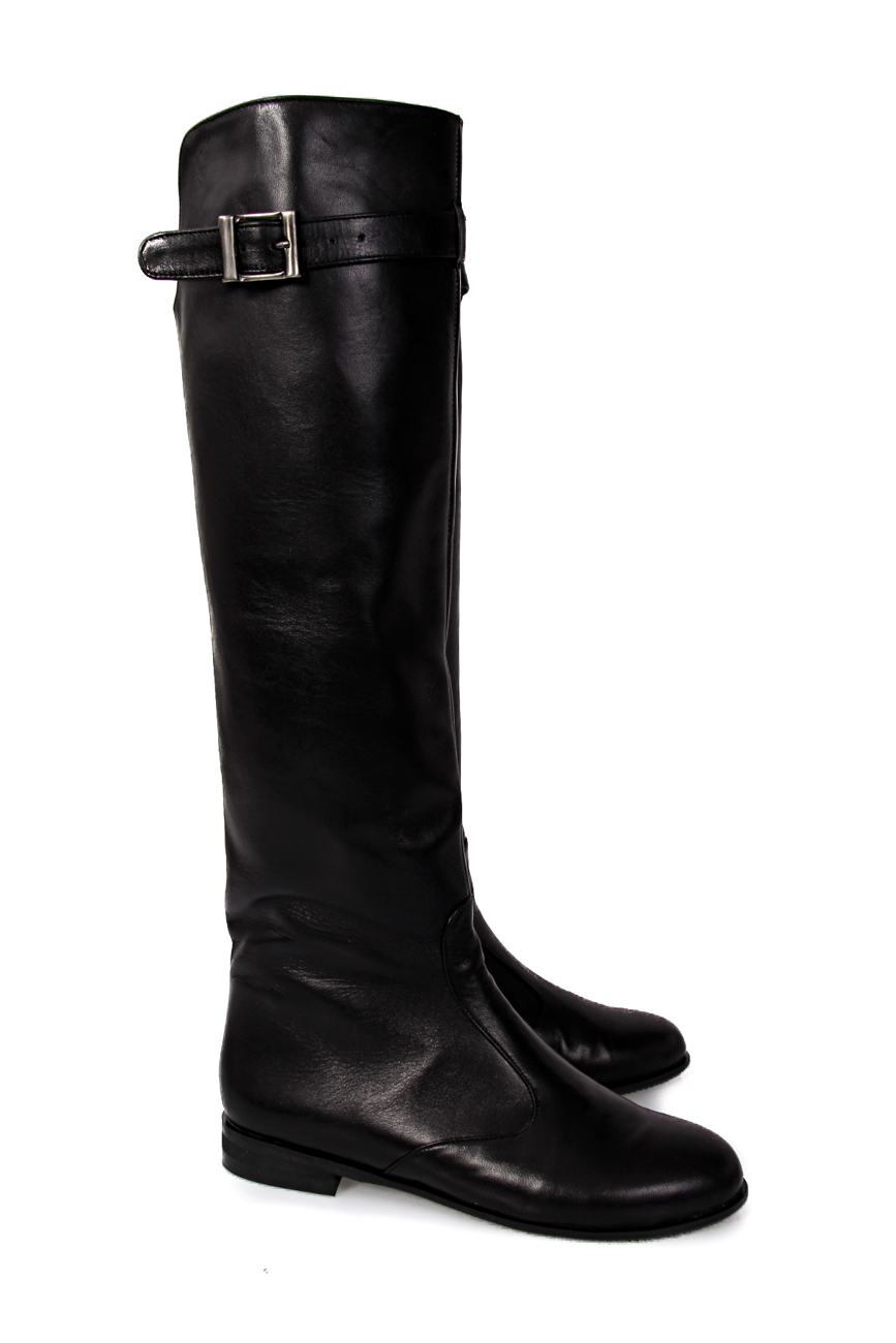 Boots with buckle Ana Kaloni image 0