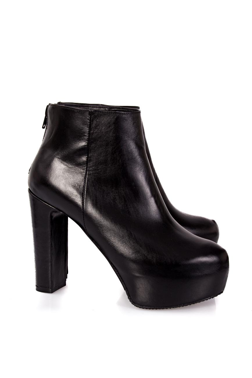 Boots with thick heel Ana Kaloni image 0
