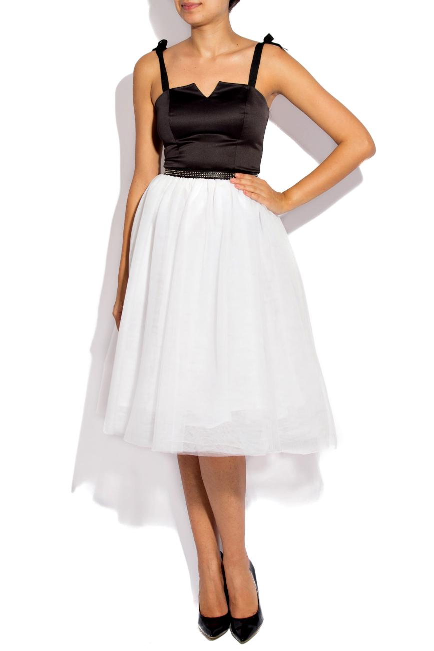 Dress with tulle Izabela Mandoiu image 0