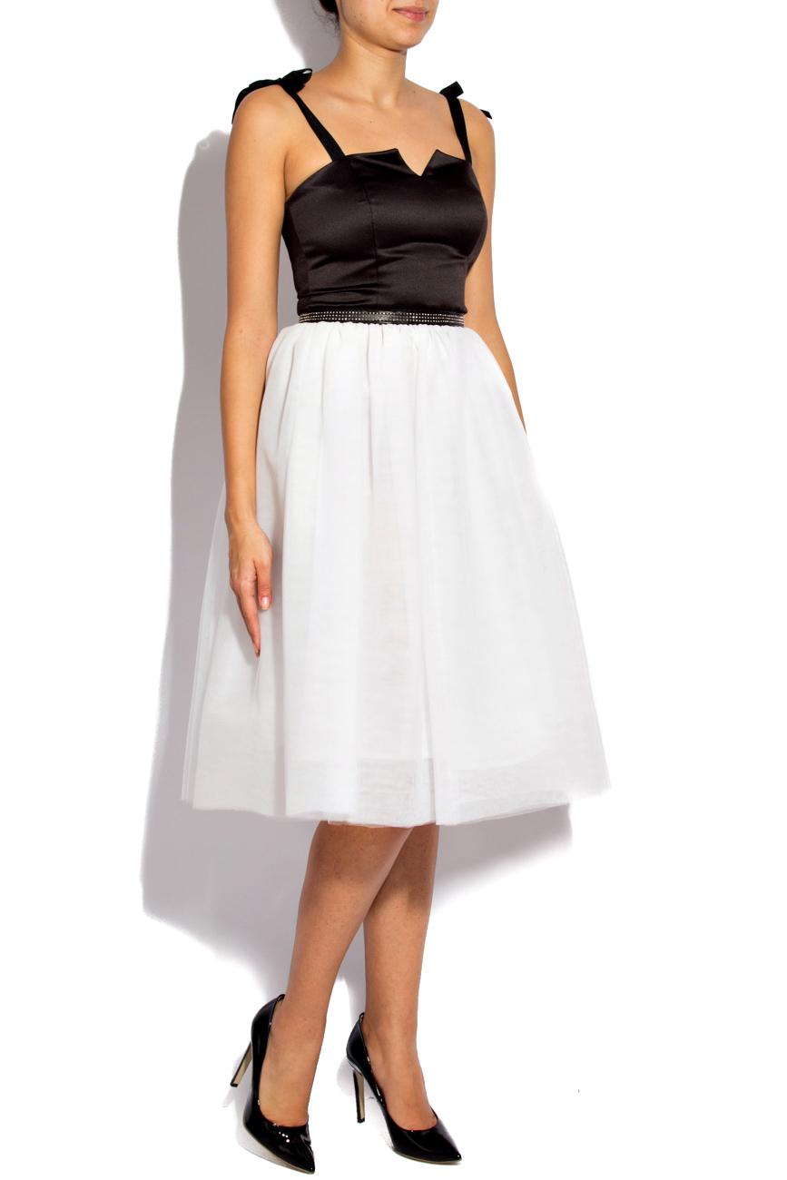 Dress with tulle Izabela Mandoiu image 1
