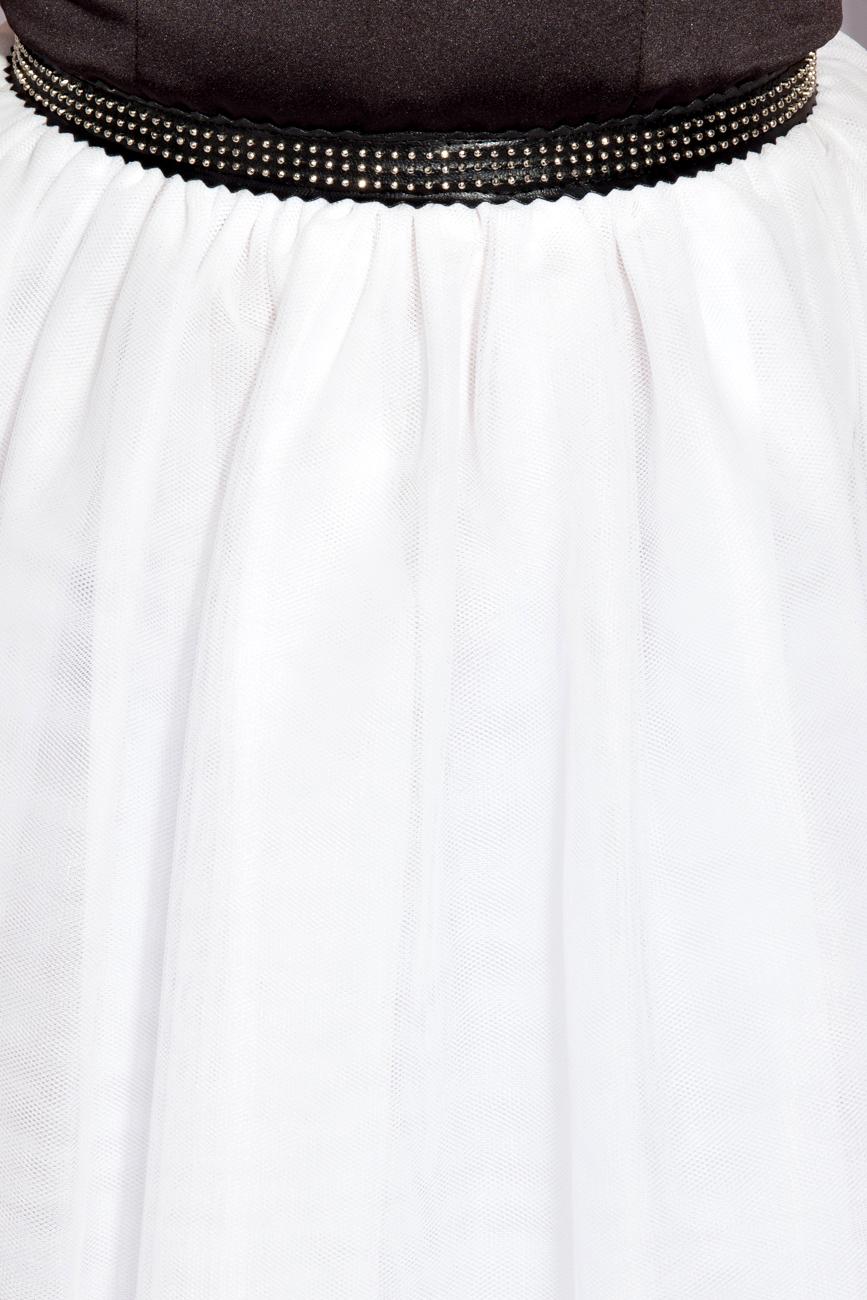 Dress with tulle Izabela Mandoiu image 3