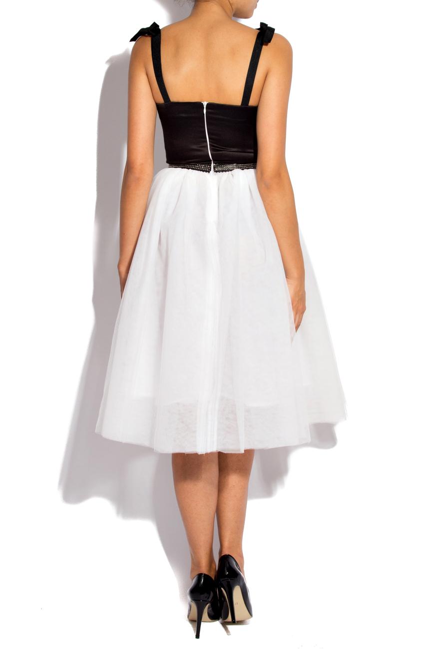 Dress with tulle Izabela Mandoiu image 2