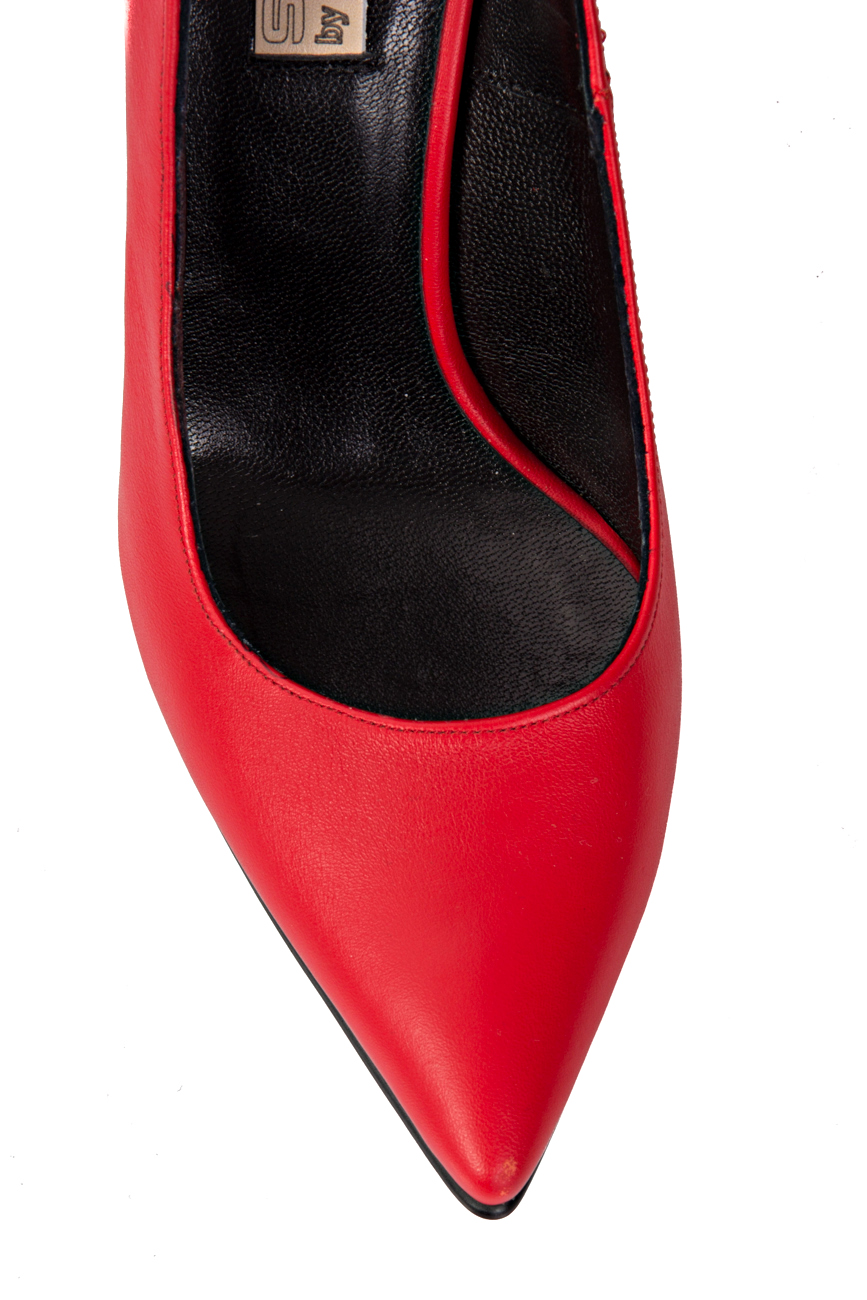 Escarpins rouges Mihaela Glavan  image 3