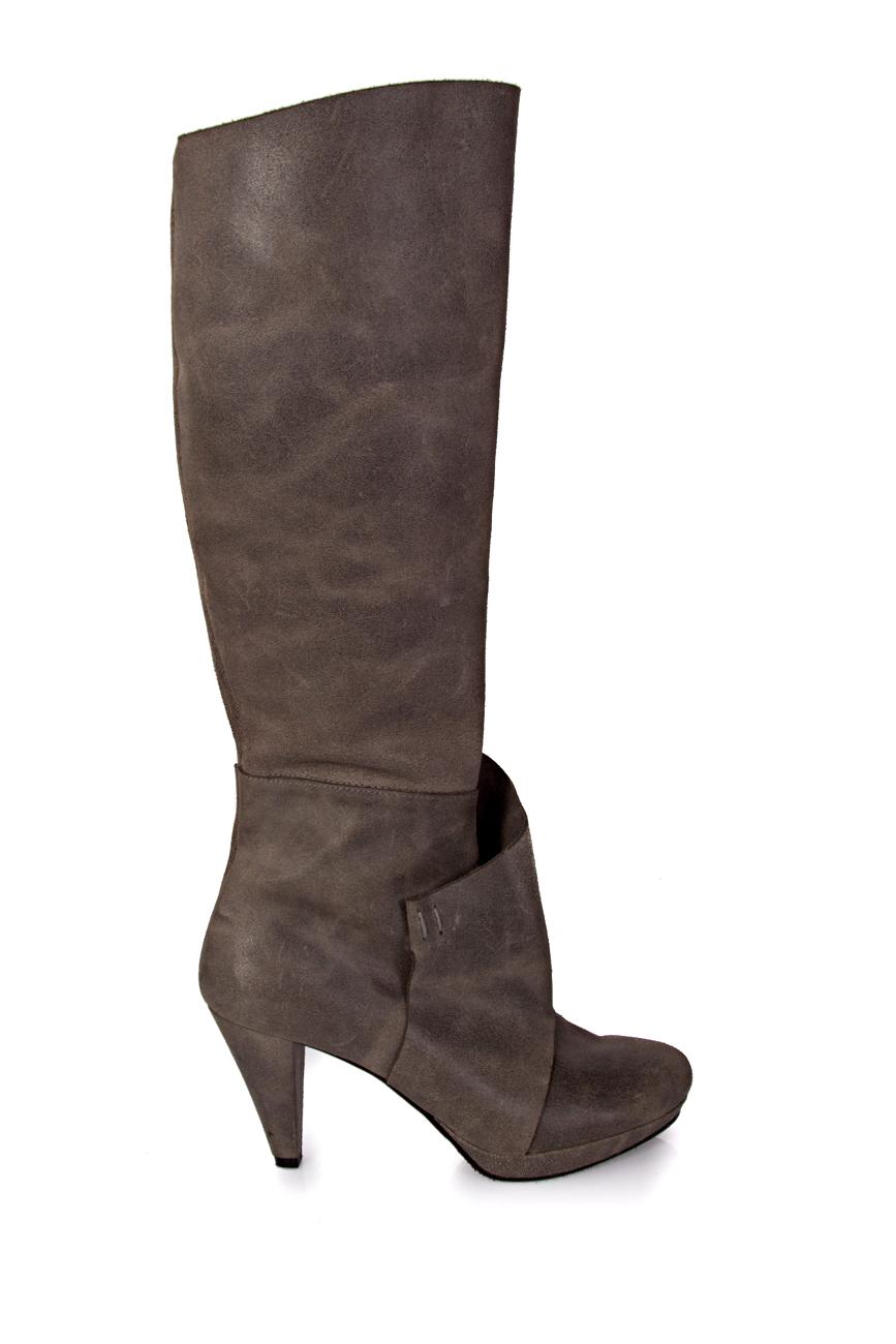 Grey boots Mihaela Glavan  image 1