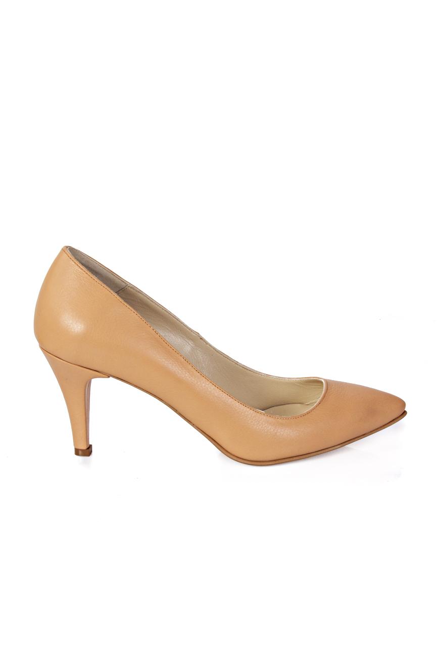 Beige shoes Mihaela Glavan  image 1