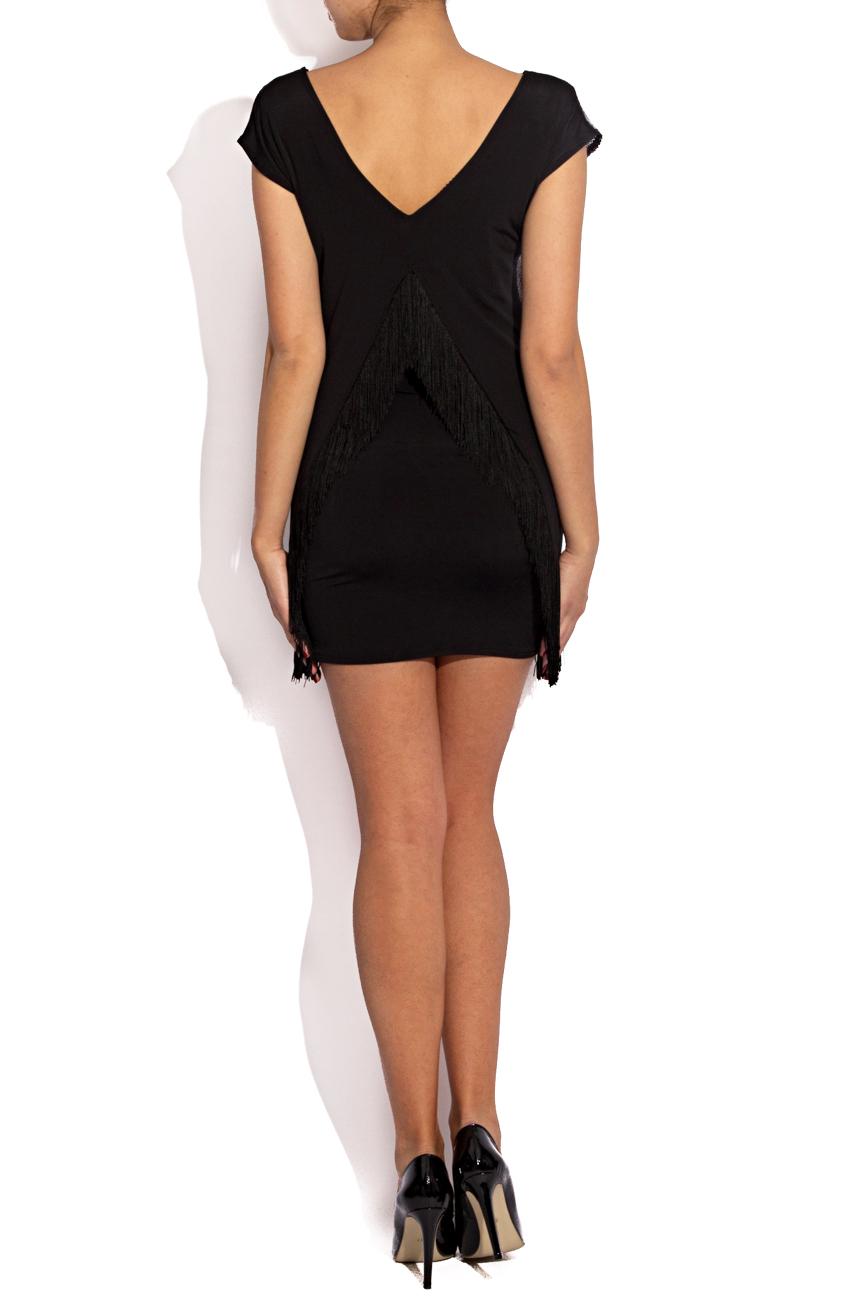 Sequined dress with fringes Karmen Herscovici image 1