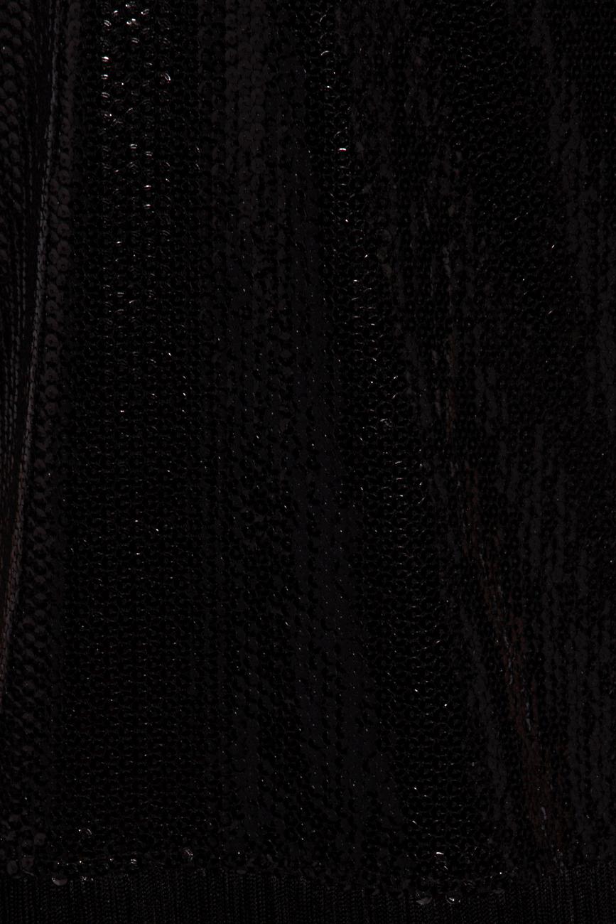 Sequined dress with fringes Karmen Herscovici image 3