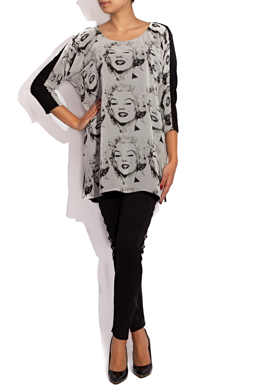 Marilyn Monroe blouse Karmen Herscovici image 0