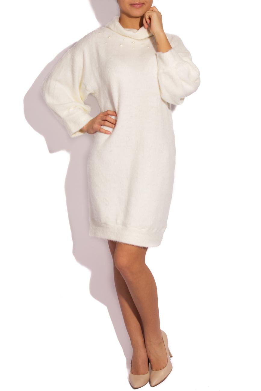 Robe White Angora Laura Firefly image 0
