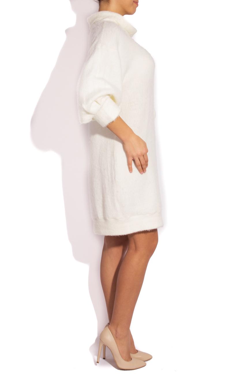 Robe White Angora Laura Firefly image 1