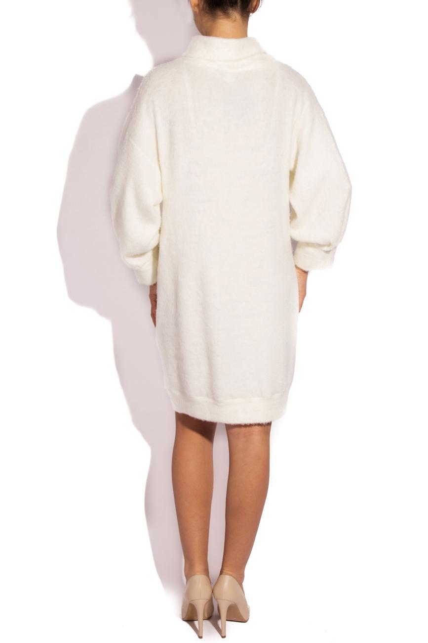 Robe White Angora Laura Firefly image 2