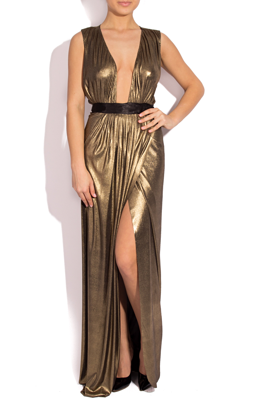 GOLDEN WAVE dress Laura Firefly image 0
