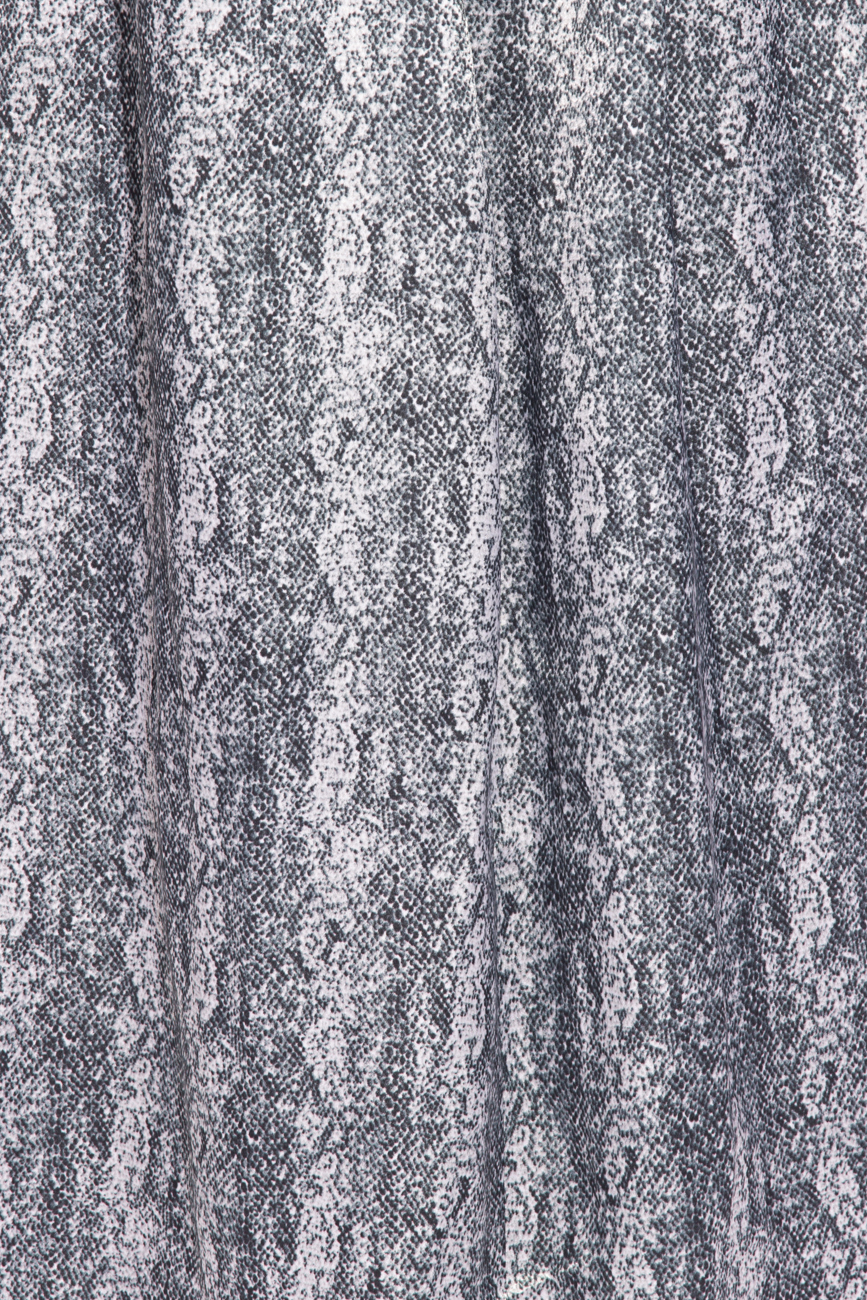 Robe imprimé serpent Laura Firefly image 3