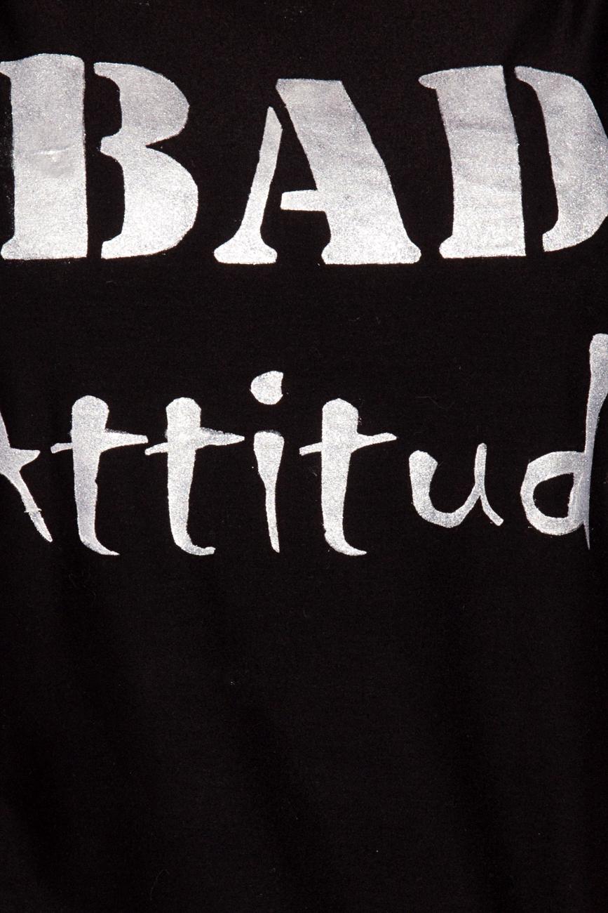Tricou BAD ATTITUDE B.A.D. Style by Adriana Barar imagine 3