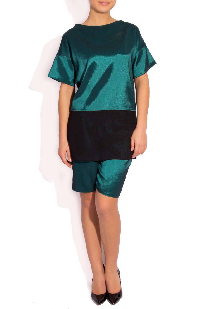 Emerald blouse Rue des Trucs image 0