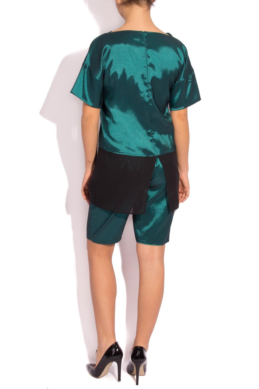 Emerald blouse Rue des Trucs image 2
