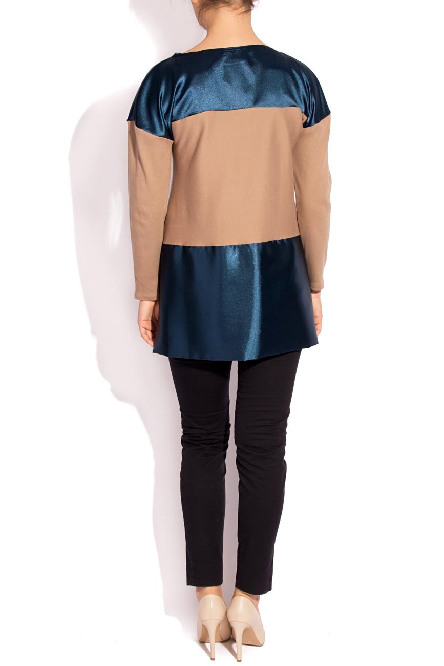 Beige shirt-jacket Rue des Trucs image 2
