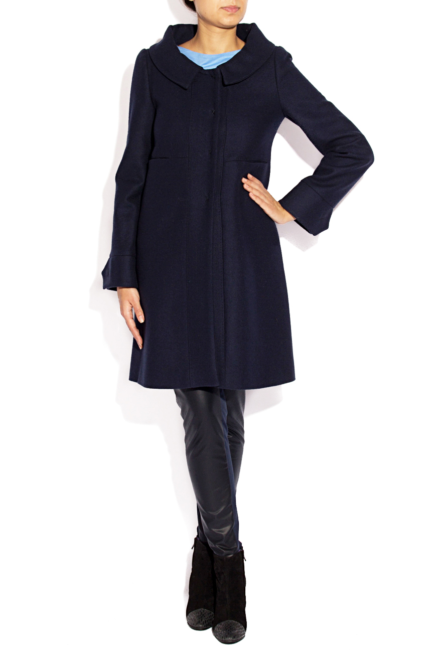 Blue coat Alexandra Ghiorghie image 1