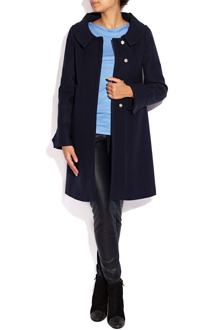 Blue coat Alexandra Ghiorghie image 0