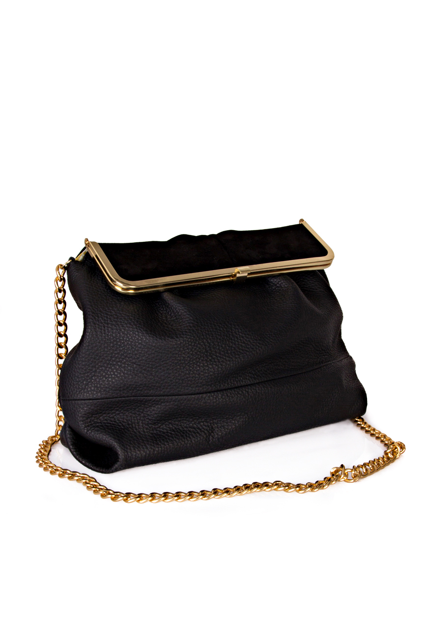 Bag with golden frame Giuka by Nicolaescu Georgiana  image 0