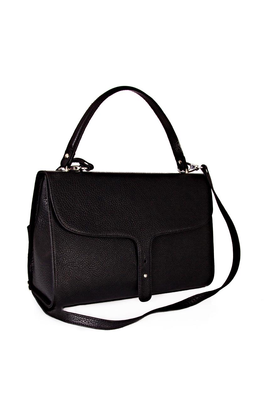 Black bag Giuka by Nicolaescu Georgiana  image 0