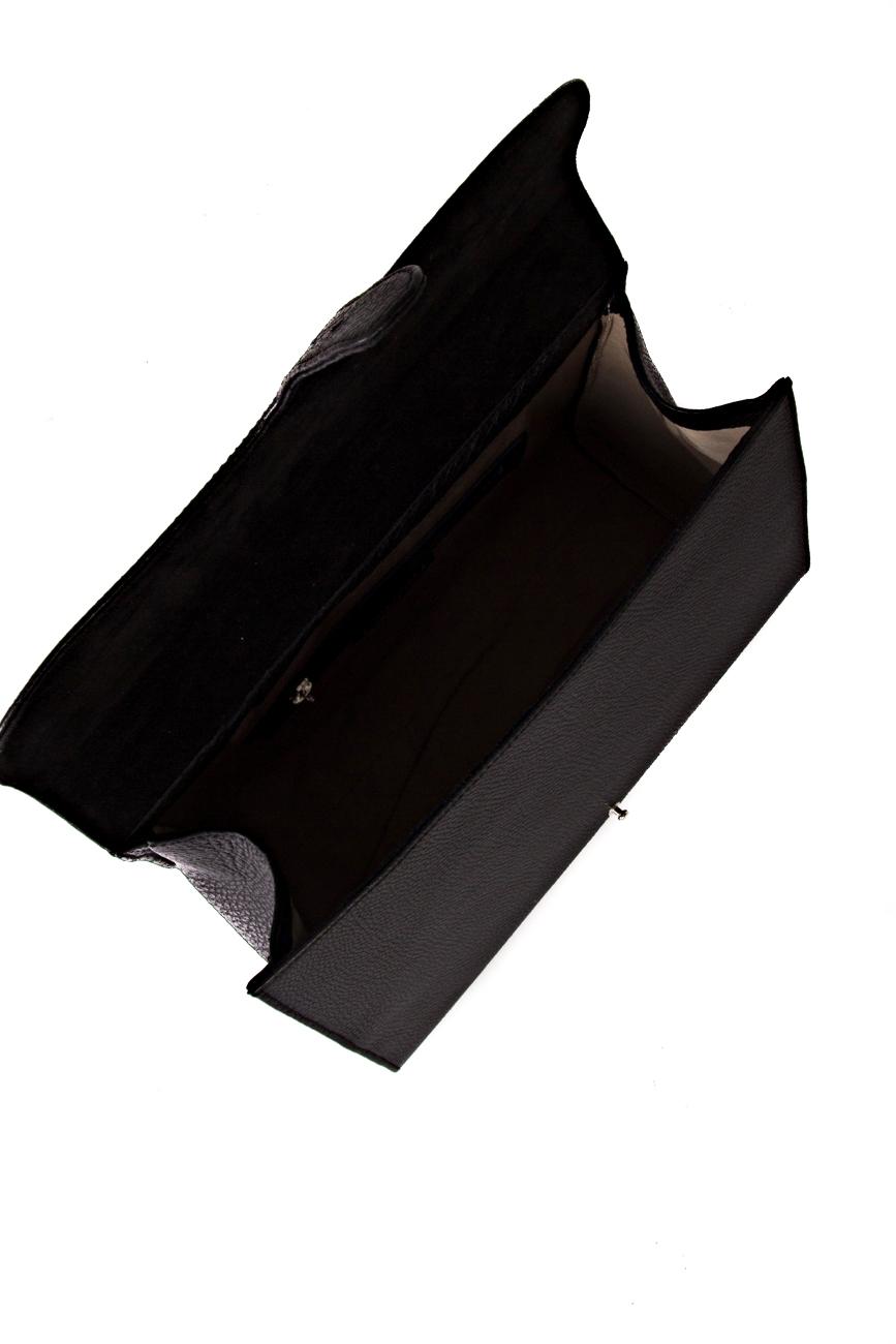 Black bag Giuka by Nicolaescu Georgiana  image 3