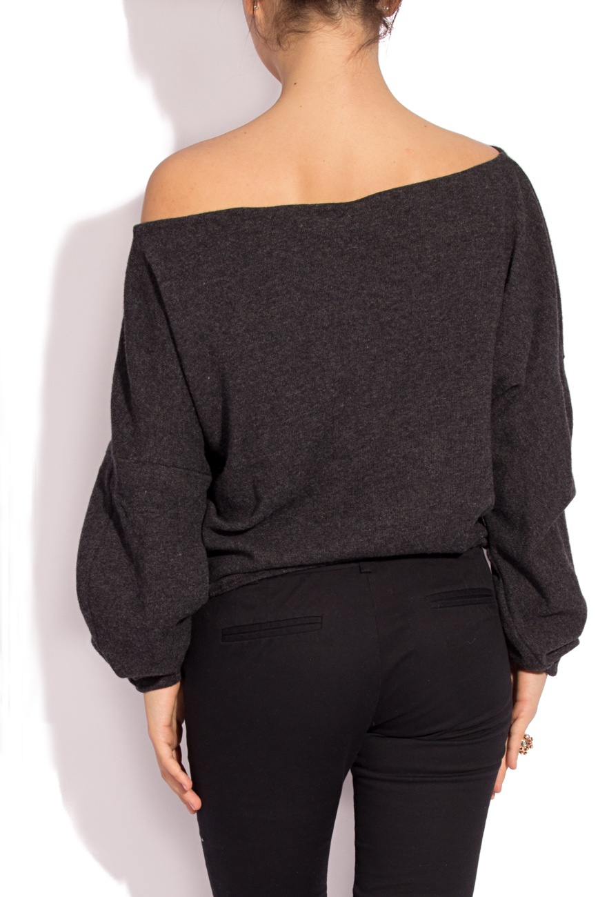 Grey pullover Rue des Trucs image 2