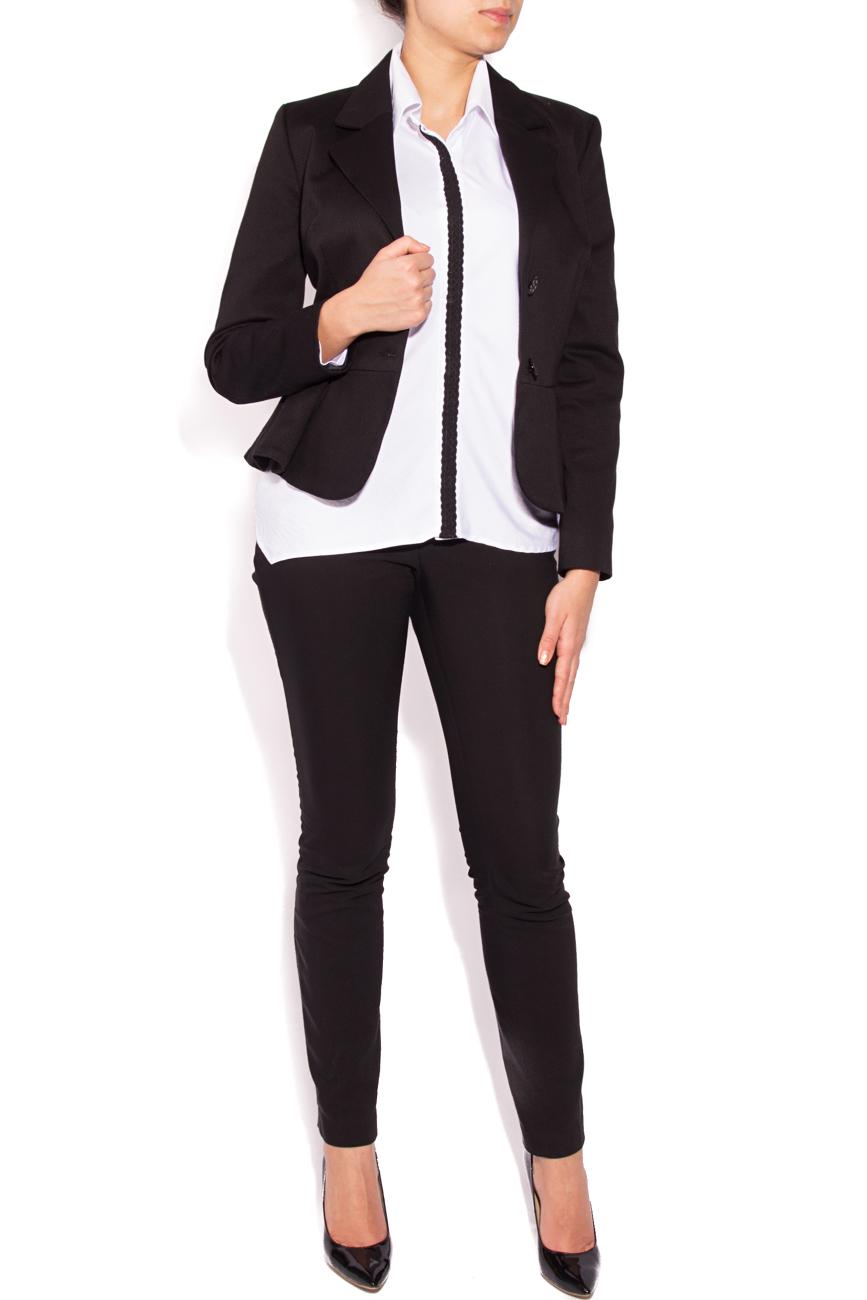 Peplum jacket  Laura Ciobanu image 0