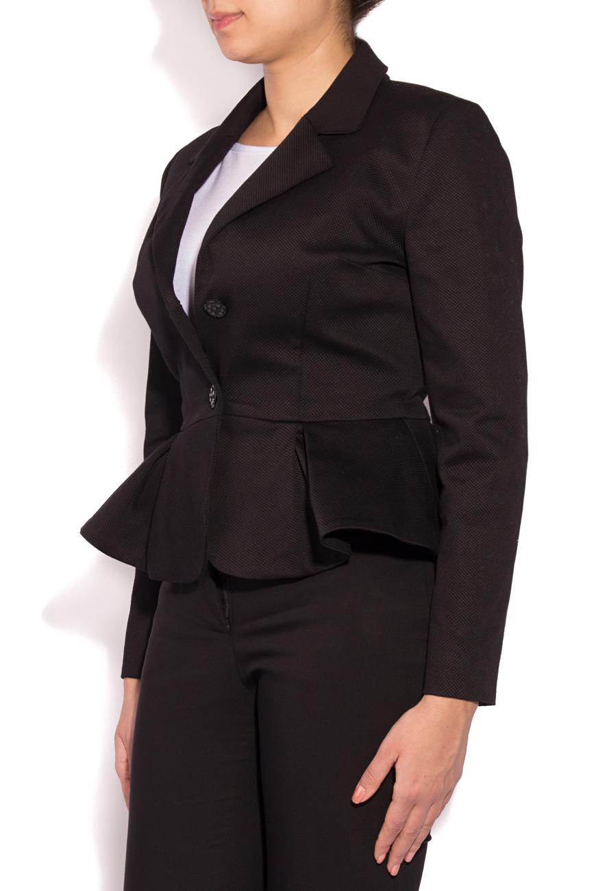 Peplum jacket  Laura Ciobanu image 1