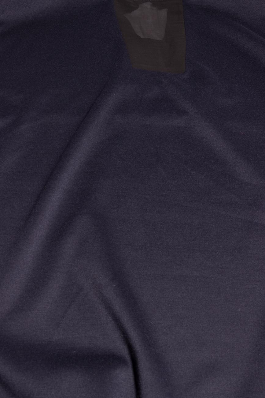 Rochie tricot Smaranda Almasan imagine 3