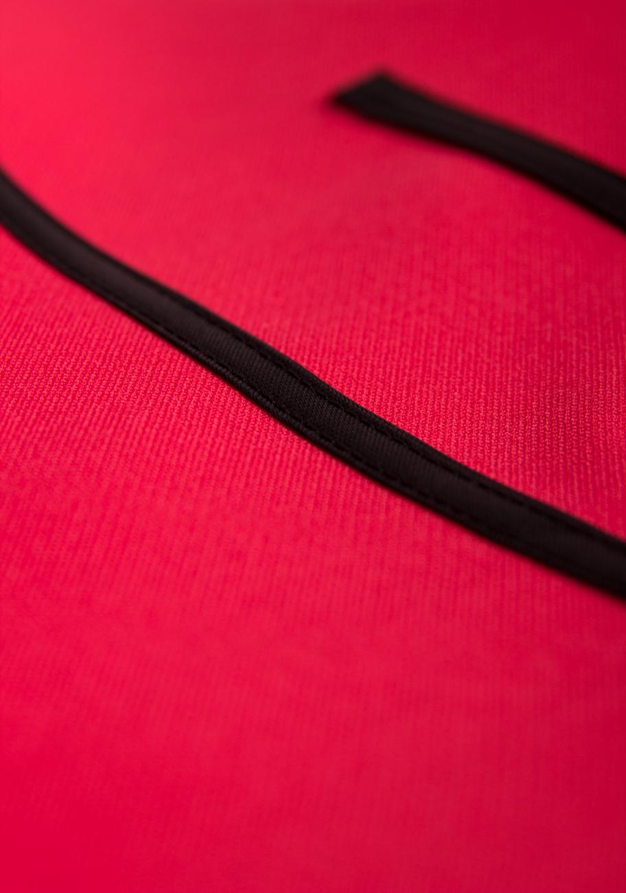 FEELING THE BLACK blouse Arina Varga image 3