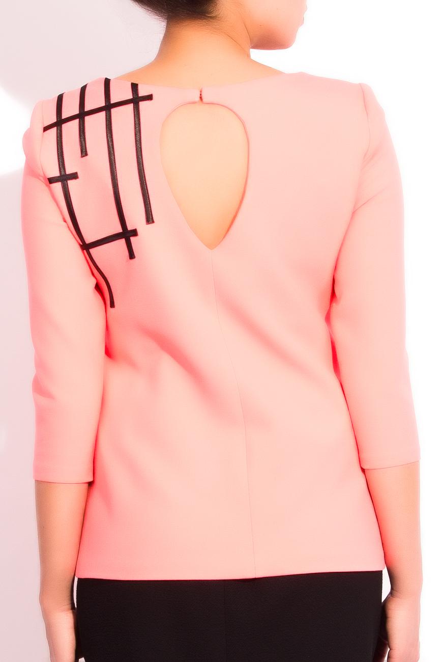 I`M HAPPY blouse Arina Varga image 1