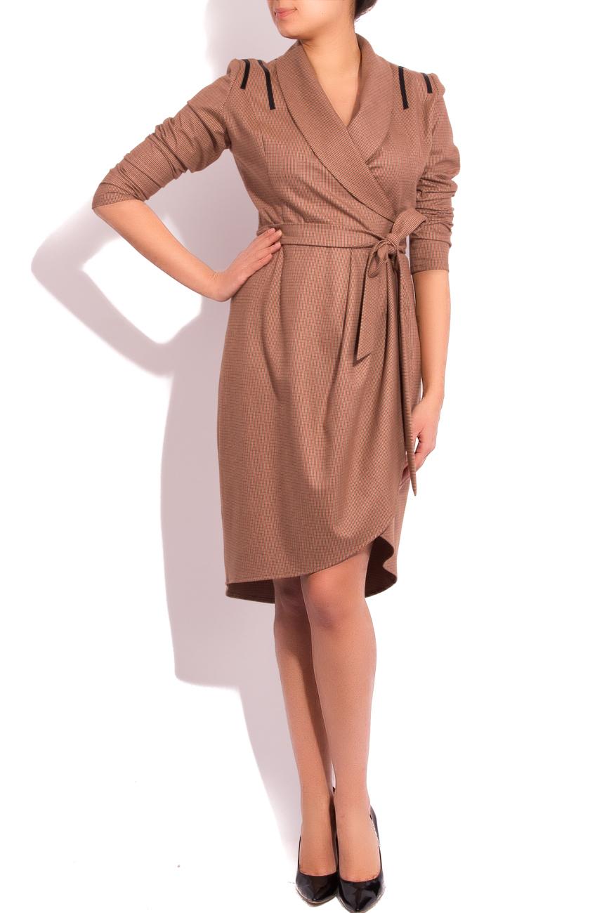 Quilted dress Arina Varga image 0